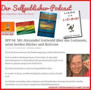 Alexander Gottwald Interview Selfpublisher Podcast Henri Apell