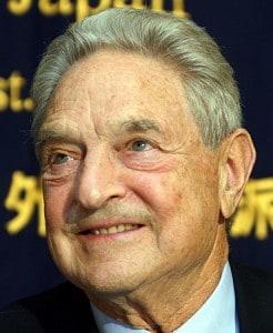 George Soros - Milliardaer aus dem Anastasia Buch 8 von Wladimir Megre?