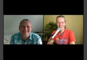 Martin Weiss von coach-your-self.tv & Alexander Gottwald über Kickstarter Kurs und The Secret