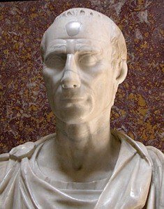 Julius Cäsar römischer Diktator - Vorbild fuer Deutschland im neuen Jahrtausend laut Welt