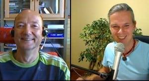 Eugen Simon von Gedankendoping und Alexander Gottwald laden dich zum Sprungbrettseminar ein!