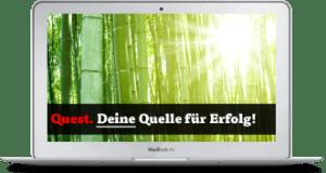 Quest 2.0 - Die Heldenreise mit Martin Weiss