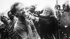 Werner Herzog gedemütigt von Klaus Kinski