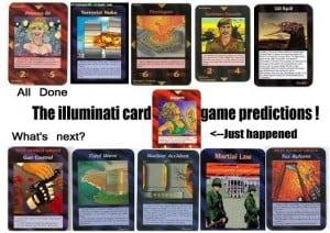 Karten Illuminati Deck Boston Attentat Joggerin