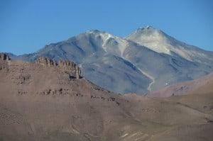 Vulkan Uturuncu Bolivien August 2013