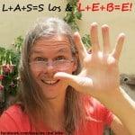 Alexander Gottwald - L+A+S=S los & L+E+B=E!