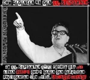 11 September Allende CIA