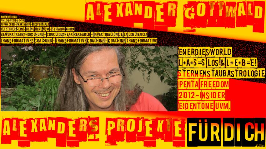 Alexanders Projekte für Dich