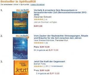 Vertiefe und Erweitere Dein Bewusstsein in herausfordernder Zeit Alexander Gottwald Buch Nummer 1 Bestseller