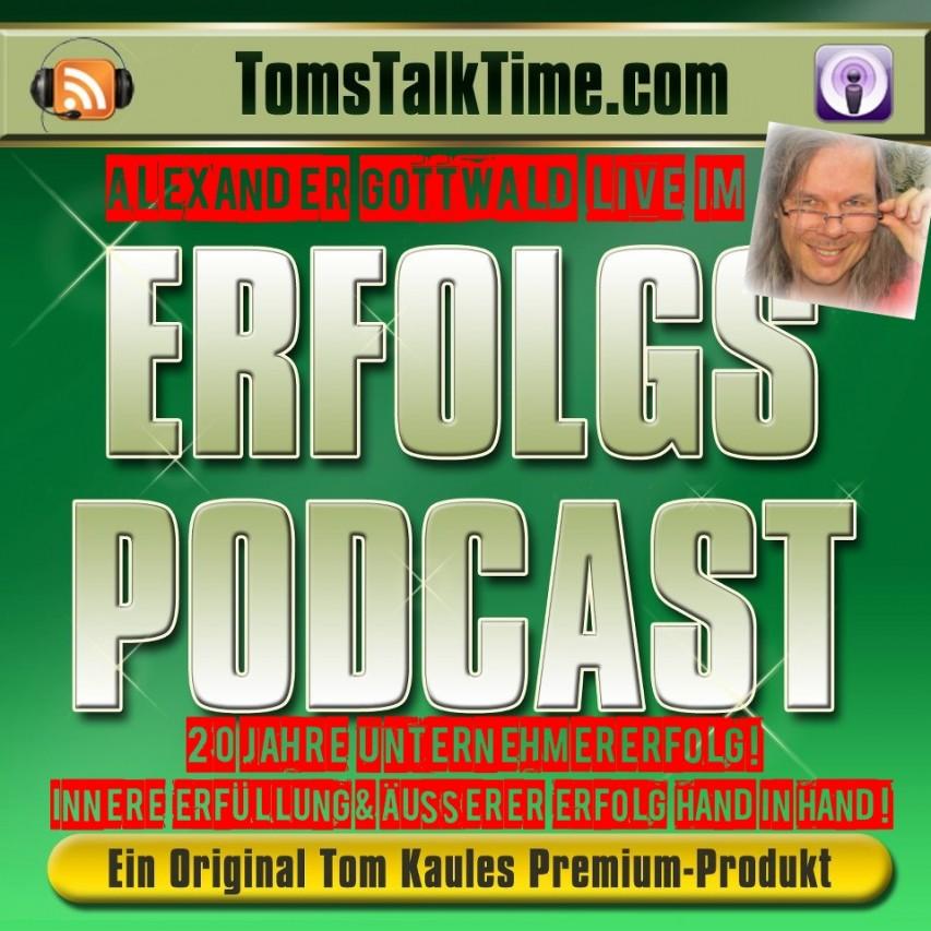 TomsTalkTime Alexander Gottwald Interview
