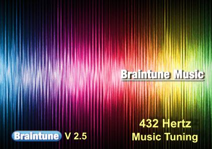 Braintune 432Hz Musik Armin Schüttler