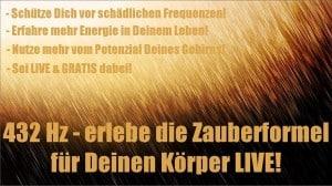 Braintune Armin Schüttler 432 Hz vs 440 Hz
