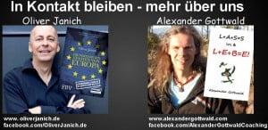NWO okkulte Wurzeln frei leben NWO Oliver Janich und Alexander Gottwald Kontakt