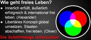 Wie geht freies Leben aus Perspektive von Oliver Janich und Alexander Gottwald