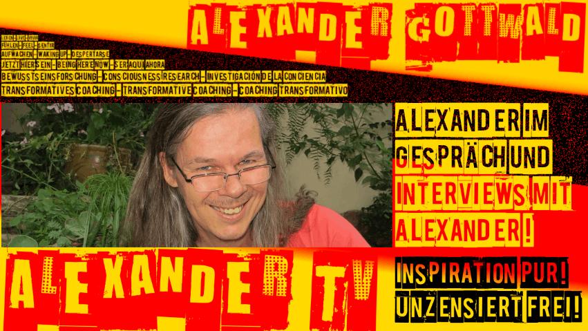 Alexander TV Inspiration Alexander Gottwald unzensiert