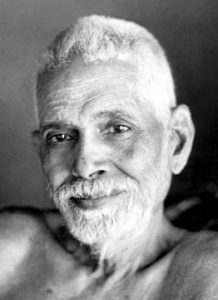 Ramana Maharshi Awakened Living