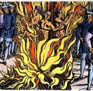 Römische Inquisition - Vergebung - Erwachen ist nicht wichtig