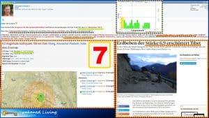 Erdbeben Prognosen eingetroffen 16 auf 17 November