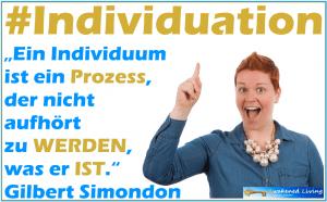 Individuum Zitat Simondon - Individuation