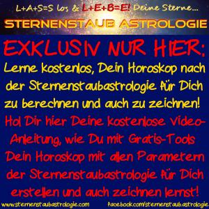 Individuationstrigon Sternenstaubastrologie Horoskop gratis