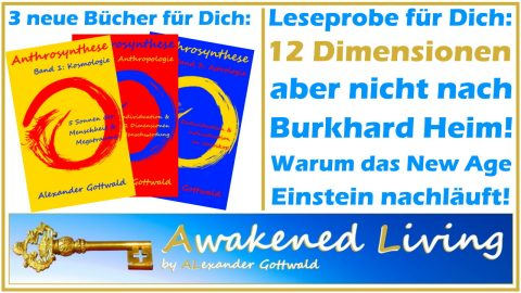 Anthrosynthese 12 Dimensionen 3 neue Bücher Leseprobe 3