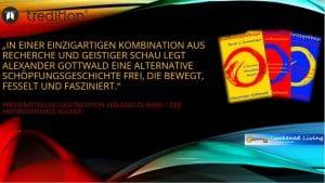 Anthrosynthese Bücher Pressemittteilung Tredition Band 1 A