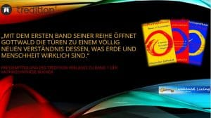 Anthrosynthese Bücher Tredition Pressemitteilung Band 1 B