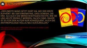 Anthrosynthese Bücher Pressemitteilung Tredition Band 2 A