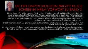 Anthrosynthese Bücher Vorwort Band 2 Brigitte Kluge 2