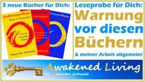 Anthrosynthese Bücher Leseprobe 7 Warnung vor Alexander Gottwald