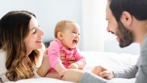 Dürfen Menschen vergeben? Eltern und Kind