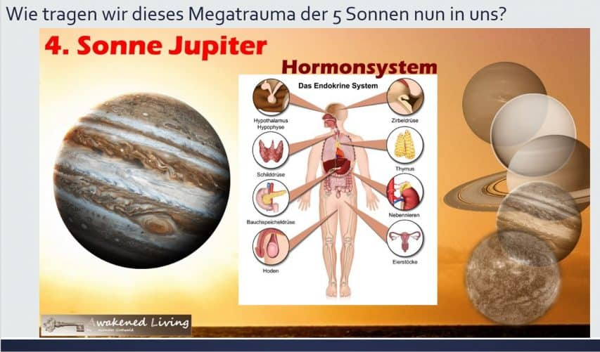 Wie tragen wir Megatrauma in uns - Jupiter
