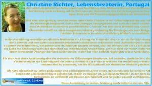 Erfahrungsbericht Anthrosynthese Intensivausbildung 2020 Christine