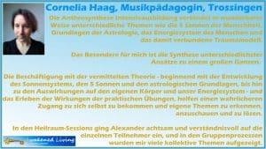 Anthrosynthese Intensivausbildung 2020 Cornelia