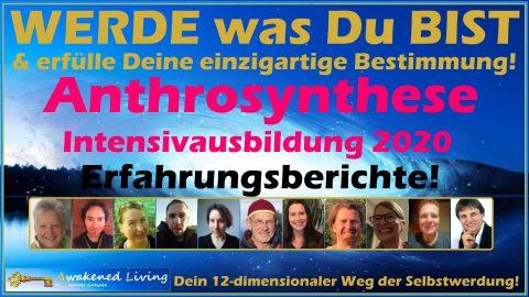 Erfahrungsberichte Anthrosynthese Intensivausbildung 2020