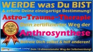 Astro Trauma Therapie zertifizierte Ausbildung